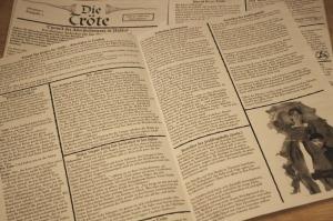 Zur Feier der 50. Ausgabe gleich im doppelten Umfang: Die Tröte