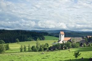 Ein Urlaub mit Freunden in den wunderschönen Schwarzwald gehörte auf '12 dazu