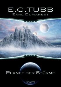 E.C. Tubb: Planet der Stürme (Dumarest 1)