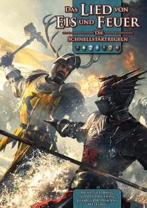 Das Lied von Eis und Feuer – Das Game-of-Thrones-Rollenspiel: Die Schnellstartregeln