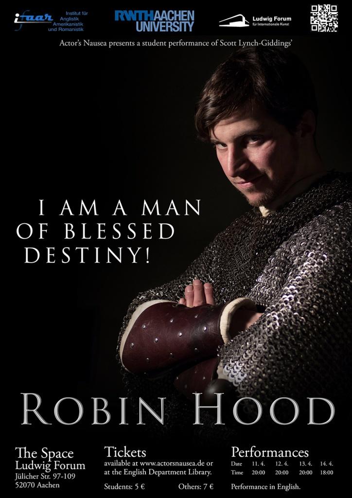 Robin Hood, Motiv Falconberg