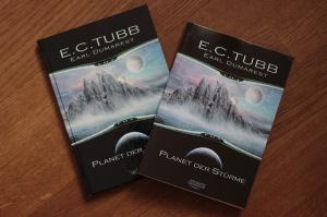 E.C. Tubb: Earl Dumarest 1 – Planet der Stürme