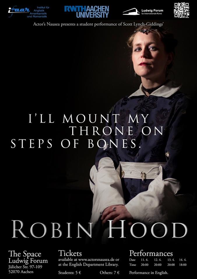 Robin Hood: Motiv Joan
