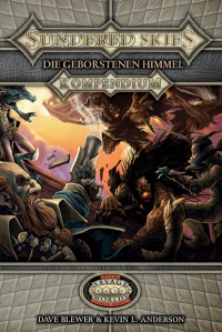 Savage Worlds: Sundered Skies Kompendium