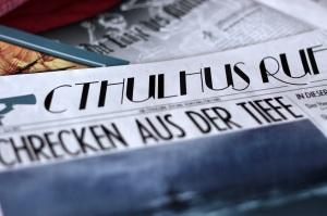 Mein Belegexemplar: Cthulhus Ruf, Ausgabe 3