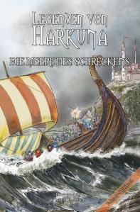 Dave Morris, Jamie Thomson: Legenden von Harkuna 3 – Die Meere des Schreckens