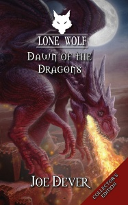 Joe Dever: Lone Wolf 18 – Dawn of the Dragons