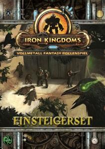 Iron Kingdoms Vollmetall Fantasy Rollenspiel – Einsteigerset