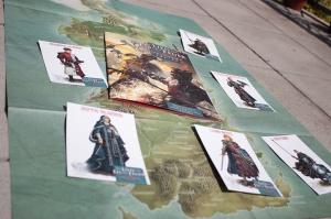 Das Land Westeros in prunkvollem A1 und weitere Zugaben
