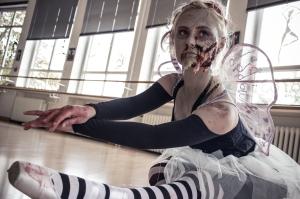 Zombie-Ballerinas – ein Projekt mit dem Ballett-Atelier Stolberg