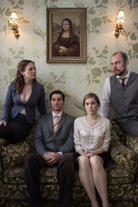Erstes Promo-Bild der neuen Theatergruppe 'The Solitary Company'