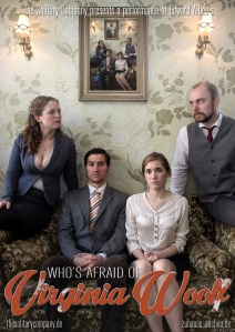 Theaterposter für The Solitary Company: Who's Afraid of Virginia Woolf
