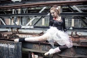 Das etwas andere Ballett-Foto-Projekt