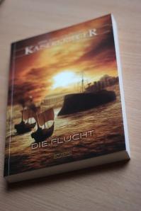 Dirk van den Boom: Kaiserkrieger 5 – Die Flucht