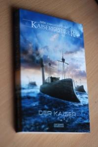 Dirk van den Boom: Kaiserkrieger 6 – Der Kaiser