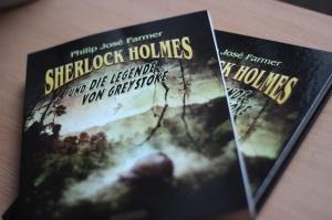 """Philip José Farmer: """"Sherlock Holmes und die Legende von Greystoke"""""""