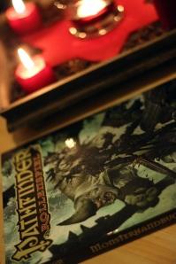 Das Monsterhandbuch III für das Pathfinder-Rollenspiel