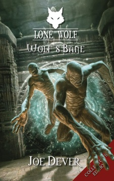Lone Wolf 19: Wolf's Bane