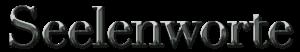 Das etwas aufgehübschte Seelenworte-Logo