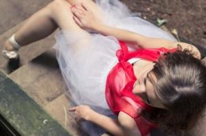 """Eines der Fotos aus dem 2013er-Ballett-Projekt """"Joy"""""""