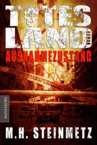 """Das finale Cover zu """"Totes Land""""; das Ende einer langen Reise"""