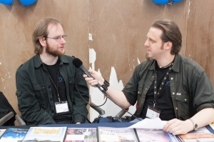 Die DORP interviewt sich selbst. Markus im Gespräch mit mir …