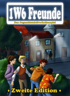 Die 1W6 Freunde – Zweite Auflage