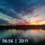 Für einfachen Zugang: Sunrise and Sunset