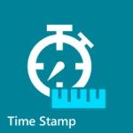 Time Stamp im Menü