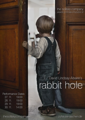 Rabbit Hole Poster A3 web