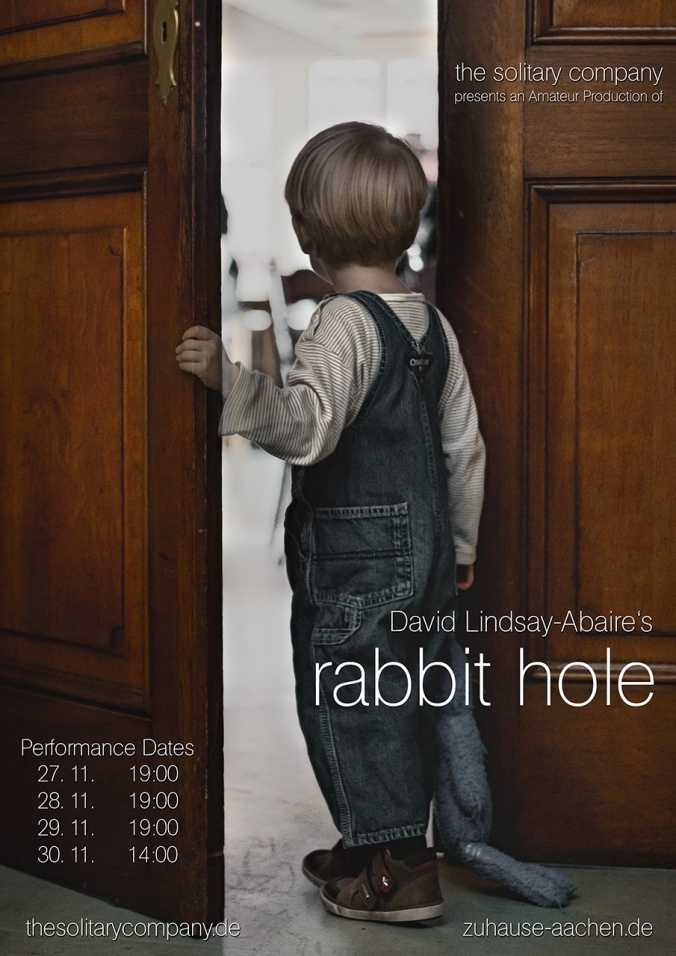 Rabbit Hole Poster A3 web