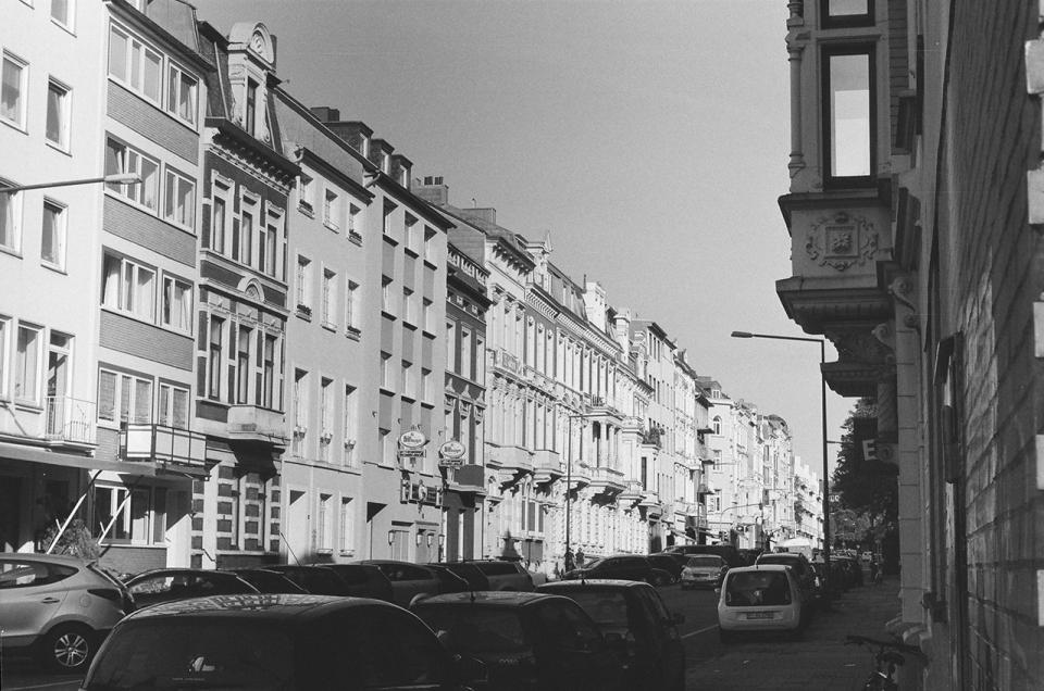 Aachen, analog betrachtet