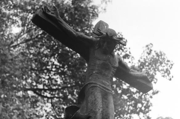 """Henger Herrjotts Fott"", wie der Platz liebevoll heißt, in Aachen"