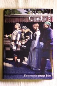 Bilder aus Condra 2: Ein Hardcover mit Schutzumschlag