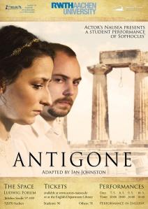 Actor's Nausea spielen Antigone