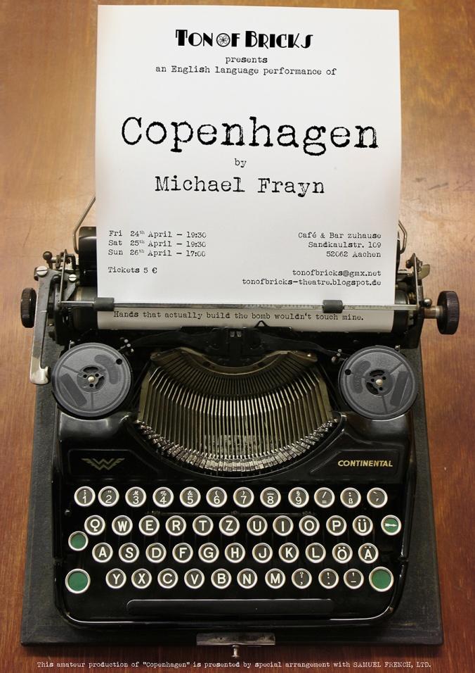 Ton of Bricks spielt Copenhagen