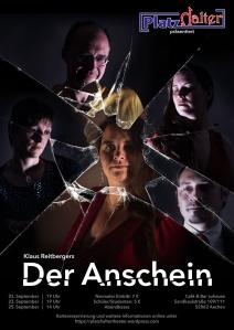 Poster Der Anschein Final web
