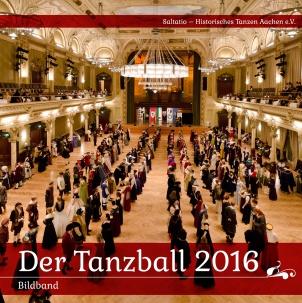 Der Tanzball Bildband Frontcover web