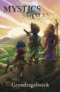Mystics of Mana Frontcover