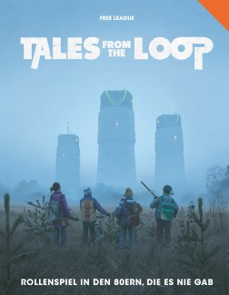 US88000 Tales from the Loop Grundbuch